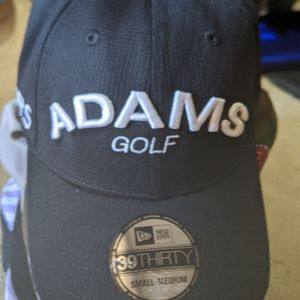 FREE NWT Adams Golf Cap